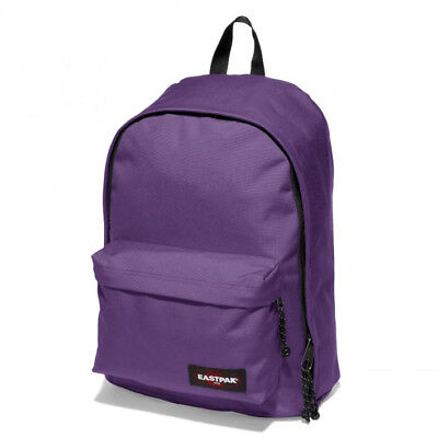 Zaino scuola EASTPAK 27L Out of Office MAUVE YOUR ASS - Porta PC NUOVO originale