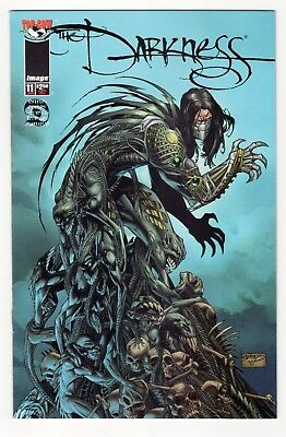 Top Cow Image Comics The Darkness (1996) #11 Peterson VARIANT NM- or better