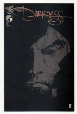 Top Cow Image Comics The Darkness (1996) #1 BLACK VARIANT VF/NM or better