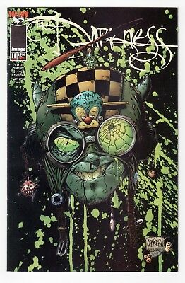 Top Cow Image Comics The Darkness (1996) #11 Cabrera VARIANT NM