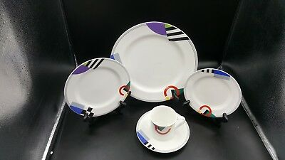 Mikasa HIGH SPIRIT  5 Piece Place Setting Multiples Available