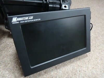 "Manhattan LCD HD089B 8.9"" HD Field Monitor"
