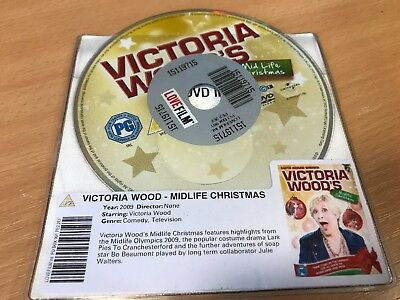 Victory Wood - Midlife Christmas (DVD, 2010) DISC ONLY