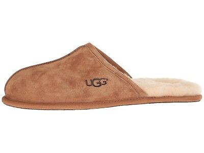 112b6c5a9 UGG Men's SCUFF Casual Comfort Suede Slip On Slippers CHESTNUT 1101111