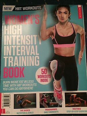 The Women's High Intensity Interval Training Book (2nd Edition)