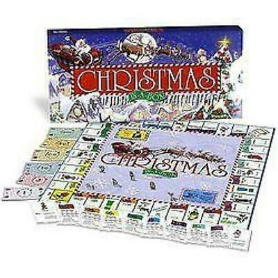 Christmas In A Box Monopoly Board Game Late For the Sky