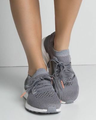new product c7bae b8732 ADIDAS ULTRABOOST-X-CLIMA GREY/CORAL CG3947 Running Shoes Women's Size 6