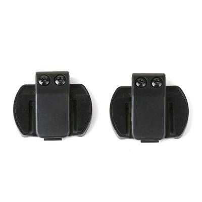 2PCS/Set V6 Clip Metal Bracket For V6 V4 Motorcycle BT Interphone Headphone New