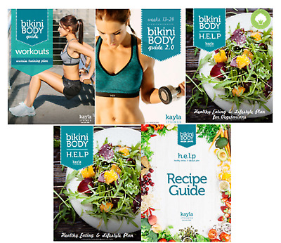 Bbg Pack Complet 1&2, Recipe Guide, Guide Nutrition, Guide Nutrition Vegetarien