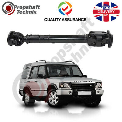Land Rover Discovery II 2.5 TDi Front 4X4 Propshaft TVB000100 TVB000110