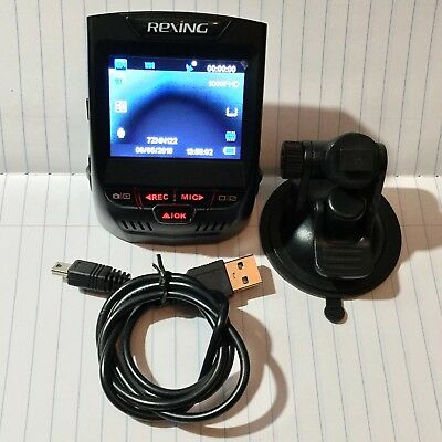 2.4 Inch LCD FHD 1080p, 170 Degree Wide Angle Dashboard Camera Recorder