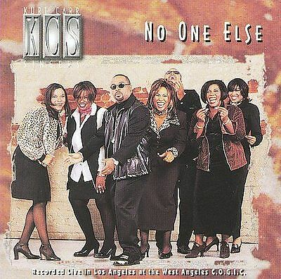 No One Else Carr, Kurt Audio CD