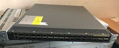 CISCO UCS-FI-6332-U V02 Fabric Interconnect 32x 40-Gbps QSFP+ Ports Switch