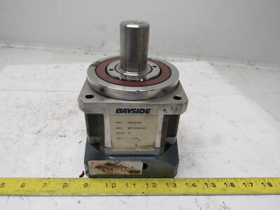 "Bayside PS115-005-027 5:1 Ratio 4500RPM 1080RPM Output Gear Head 1-1/4"" Shaft"