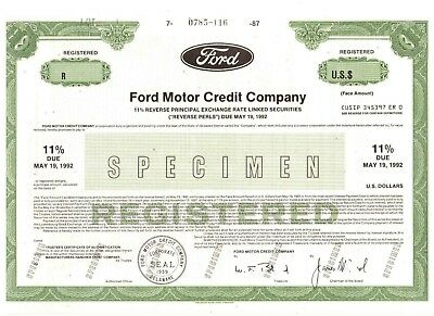 Ford Motor Cerdit Company