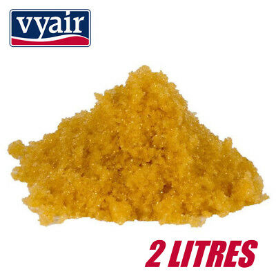 Pet Supplies Vyair 1l Mixed Bed Colour Change Di Resin 1 Litre For Fish Tank Ro Filter