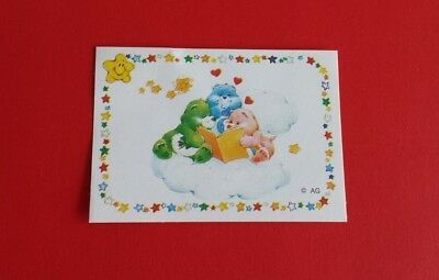 Vintage 1985 Panini Care Bears Sticker #167