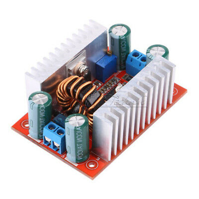 400W DC Step-up Boost Converter 15A Constant Current Power Supply LED Driver