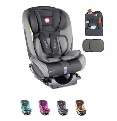 Baby Child Car seat Rear and Forward Facing ISOFIX TOP TETHER 0-36 kg