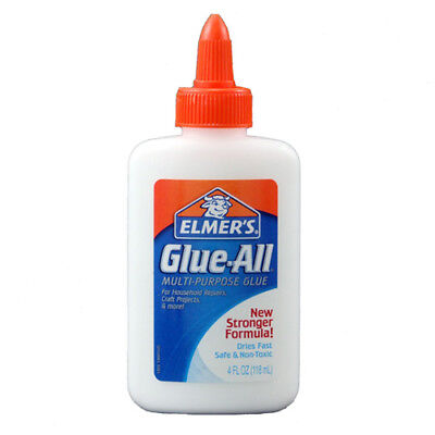 ELMER'S - Glue-All Multi-Purpose Glue White - 4 fl. oz. (118 ml)