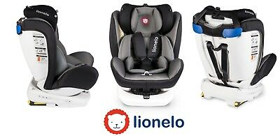 Car Seat Lionelo Bastiaan ISOFIX 360 TOP TETHER 0 36 Kg 2x Sun