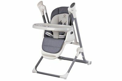 Highchair Swing chair Lionelo Niles Music Swing Control Android / iOS phone USB