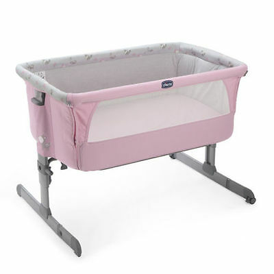 Chicco Next 2 Me Princess Side Sleeping Crib Baby Crib NEW FAST DELIVERY 2018