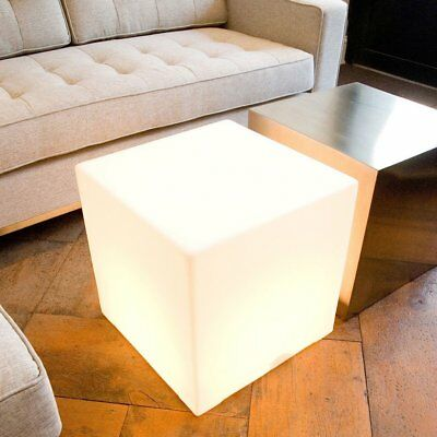 "GUS Lightbox 18 "" Table Floor Lamp"