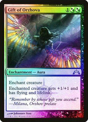 GHOST COUNCIL OF ORZHOVA Guildpact MTG Gold Creature — Spirit RARE