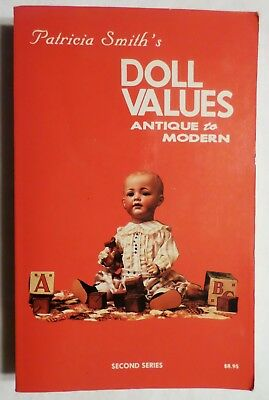 Patricia Smith's Doll Values Guide Antique, Modern & Foriegn . Kewpie Alexander