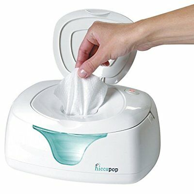 Hiccapop Baby Wipe Warmer and Baby Wet Wipes Warmer and Dispenser