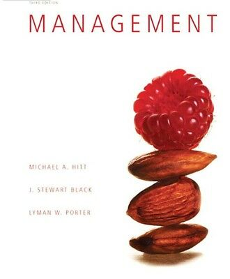 **PDF EDITION** Management by Michael A. Hitt (3RD EDITION)