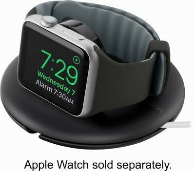 Belkin Apple Watch Charger Travel Stand Black Wireless charge Passsive Dock