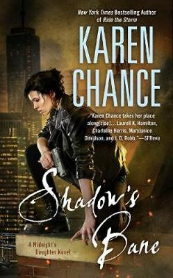 NEW Shadow's Bane By Karen Chance Paperback Free Shipping