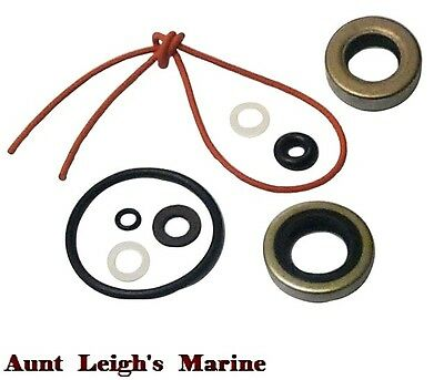 Gearcase Lower Unit Seal Kit Johnson Evinrude OMC (25 28 30 33 35 40 HP) 18-2686