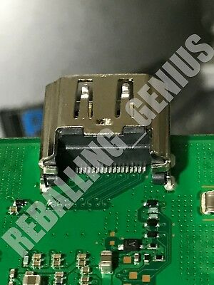 PS4 PlayStation 4 HDMI PORT REPLACEMENT SERVICE, COMPUTERIZED FACTORY QUALITY MA