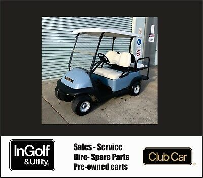 2014 Club Car 4 Seat PRECEDENT 48V Electric Golf Cart Buggie Buggy ERIC Battery
