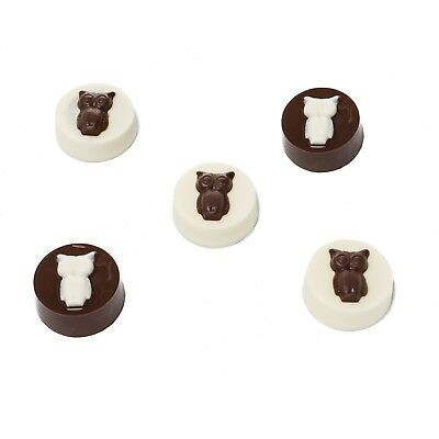 Owl Oreo Cookie Chocolate Mould or Soap Mould