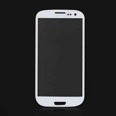 Front Touch Screen Tempered Glass Replacement Lens Repair for Samsung i9300 s3
