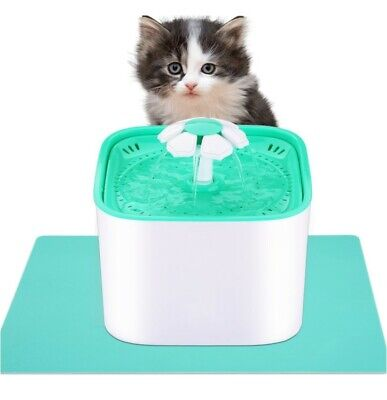 Pet Friend Cat Fountain Water Bowl Clean Purified Drinking Water - UK Supplier