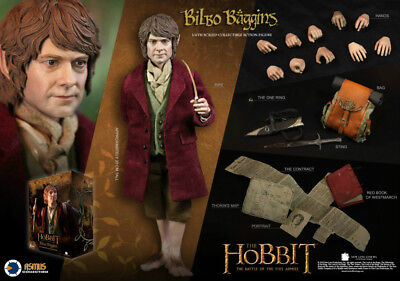 Asmus Toys The Lord Of The Rings HOBT07 1/6 Collectible Figure Bilbo Baggins