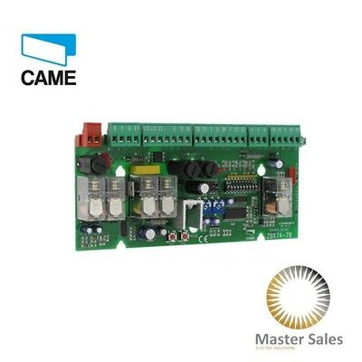 CAME Plaque ZBX7N (ZBX74/78)