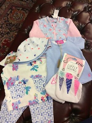 Joules Girls Brand New Baby Bundle