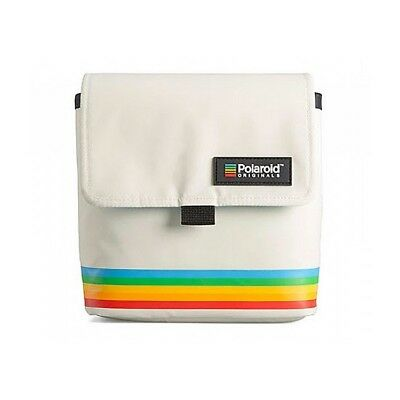 Polaroid Originals Camera Bag White - GENUINE Polaroid Bag
