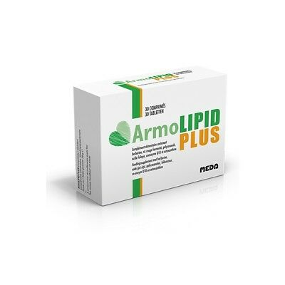 Armolipid Plus - 20 Compresse - Integratore Alimentare -