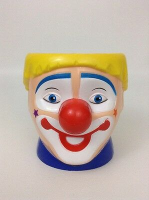 Ringling Brothers Circus The Greatest Show on Earth Clown Face Cup/ Mug Souvenir