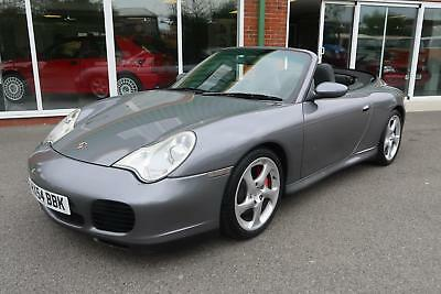 2004 Porsche 911 996 Carrera 4S Cabriolet 6 speed Convertible Classic Sports Car