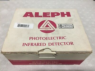 Aleph HA-125D Indoor Outdoor 125'-250' Photoelectric Infrared Dual Beam Detector