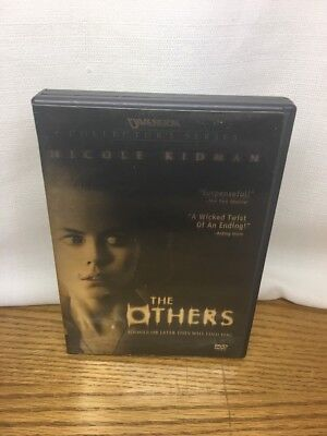 (CQ) The Others (Two-Disc Collector's Edition) DVDs Are In Really Good Condition