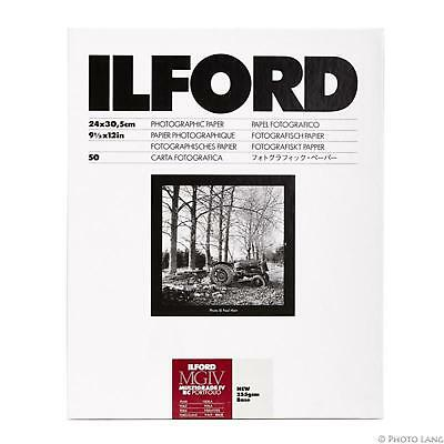 Ilford Multigrade IV Rc Portfolio 44K 5x7in 100 Sheet 13x18